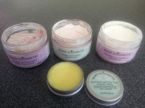 Mary Elizabeth skincare products
