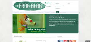 The Frog Blog UK