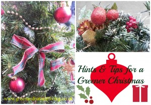 Hints & Tips for a Green Christmas
